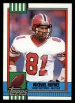 1990 Topps #471  Michael Haynes  Front Thumbnail