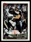 1991 Topps #95  Howie Long  Front Thumbnail