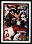 1991 Topps #176  Mike Singletary  Front Thumbnail