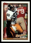 1991 Topps #304  Gerald Williams  Front Thumbnail