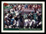 1991 Topps #647   Jets Leaders Front Thumbnail