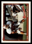 1991 Topps #493  Keith McCants  Front Thumbnail