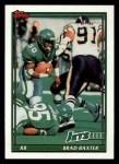1991 Topps #474  Brad Baxter  Front Thumbnail