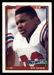 1991 Topps #621  Ray Agnew  Front Thumbnail