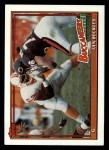 1991 Topps #495  Ian Beckles  Front Thumbnail