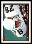 1991 Topps #506  Freddie Joe Nunn  Front Thumbnail