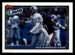 1991 Topps #635   Lions Leaders Front Thumbnail