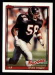 1991 Topps #568  Jessie Tuggle  Front Thumbnail