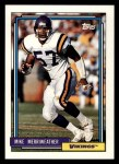 1992 Topps #132  Mike Merriweather  Front Thumbnail