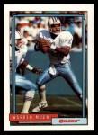 1992 Topps #70  Warren Moon  Front Thumbnail