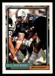 1992 Topps #245  Jeff Uhlenhake  Front Thumbnail