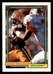 1992 Topps #186  Vince Workman  Front Thumbnail