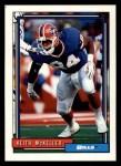 1992 Topps #234  Keith McKeller  Front Thumbnail