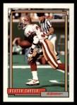 1992 Topps #351  Dexter Carter  Front Thumbnail