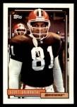 1992 Topps #559  Scott Galbraith  Front Thumbnail