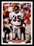 1993 Topps #145  Mike Pritchard  Front Thumbnail