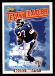 1993 Topps #179   -  Rodney Hampton Giants Leaders Front Thumbnail