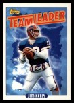 1993 Topps #261   -  Jim Kelly Bills Leaders Front Thumbnail