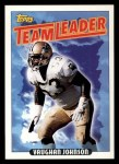 1993 Topps #178   -  Vaughan Johnson Rams Leaders Front Thumbnail