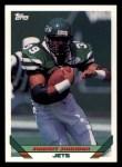 1993 Topps #445  Johnny Johnson  Front Thumbnail