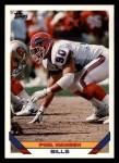 1993 Topps #332  Phil Hansen  Front Thumbnail