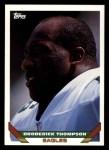 1993 Topps #394  Broderick Thompson  Front Thumbnail