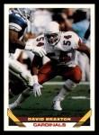 1993 Topps #624  David Braxton  Front Thumbnail