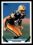 1993 Topps #612  Mike Prior  Front Thumbnail