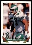 1993 Topps #642  Scott Kowalkowski  Front Thumbnail