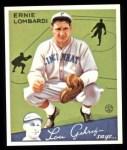 1934 Goudey Reprint #35  Ernie Lombardi  Front Thumbnail