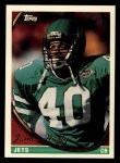 1994 Topps #41  James Hasty  Front Thumbnail
