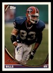 1994 Topps #183  Andre Reed  Front Thumbnail