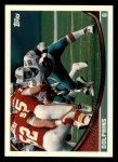 1994 Topps #521  Keith Sims  Front Thumbnail