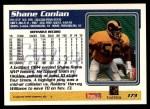 1995 Topps #173  Shane Conlan  Back Thumbnail