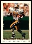 1995 Topps #193  Michael Haynes  Front Thumbnail
