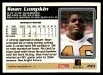 1995 Topps #283  Sean Lumpkin  Back Thumbnail