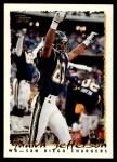 1995 Topps #272  Shawn Jefferson  Front Thumbnail