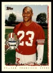 1995 Topps #332  Marquez Pope  Front Thumbnail