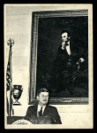 1964 Topps JFK #5   JFK Speaks To Audience Front Thumbnail
