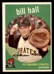 1959 Topps #49  Bill Hall  Front Thumbnail