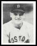 1939 Play Ball Reprint #107  Joe Vosmik  Front Thumbnail