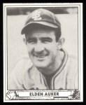 1940 Play Ball Reprint #139  Elden Auker  Front Thumbnail
