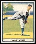 1941 Play Ball Reprint #55  Whitlow Wyatt  Front Thumbnail