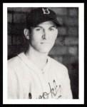 1939 Play Ball Reprint #160  Gene Moore  Front Thumbnail