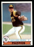 1979 Topps #321  Gaylord Perry  Front Thumbnail