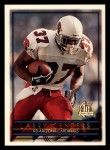 1996 Topps #153  Larry Centers  Front Thumbnail