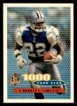 1996 Topps #121   -  Emmitt Smith 1000 Yard Club Front Thumbnail