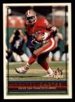 1996 Topps #164  Dexter Carter  Front Thumbnail