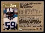 1996 Topps #403  Stephen Grant  Back Thumbnail