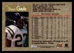 1996 Topps #271  Shaun Gayle  Back Thumbnail